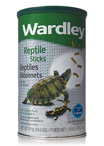 Wardley WA692 Alimento Reptil Palitos, 400 Gr