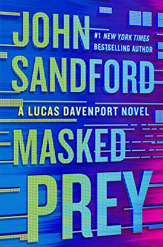 Masked Prey A Prey Novel Book 30 product image