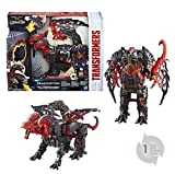 Hasbro Transformers C0934EU4 - Movie 5 Mega Turbo Changer Dragonstorm, Actionfigur