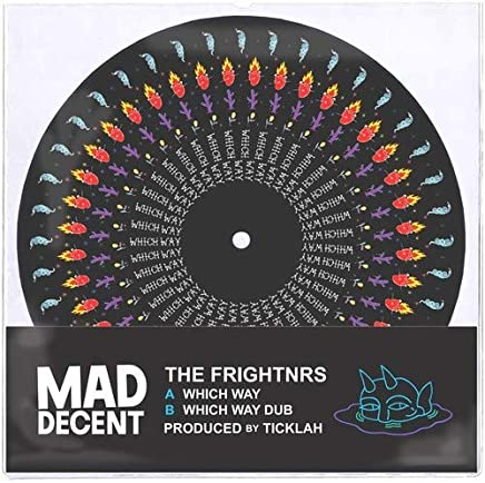 Frightnrs - Which Way (2019) LEAK ALBUM