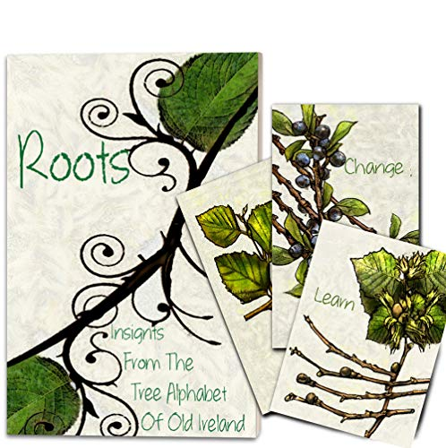 Roots: An Ogham Book And Oracle Deck Set