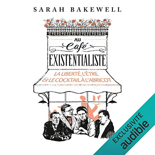 Au café existentialiste cover art