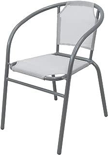 Amazon.es: sillas de hierro para jardin