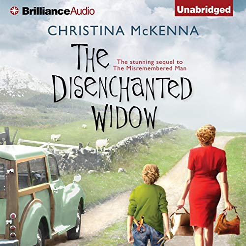 The Disenchanted Widow Audiobook By Christina McKenna cover art