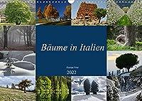 Baeume in Italien (Wandkalender 2022 DIN A3 quer): In allen Hoehenlagen Italiens gibt es phantastische Baeume zu bewundern. (Monatskalender, 14 Seiten )