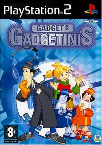 Third Party - Gadget & Gadgetinis Occasion [ PS2 ] - 3760049399103