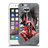 Head Case Designs Officially Licensed Batman Arkham Knight Red Hood Graphics Soft Gel Case Compatible with Apple iPhone 6 / iPhone 6s