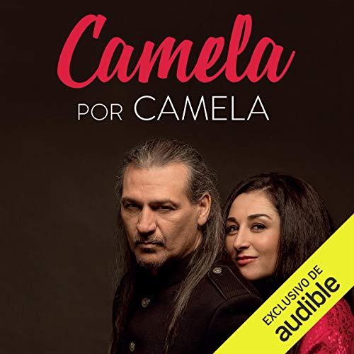 Diseño de la portada del título Camela por Camela