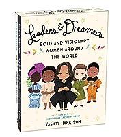 Leaders & Dreamers (Bold and Visionary Women Around the World Gift Set) (Vashti Harrison)