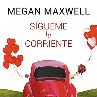 Sígueme la corriente audiobook cover art