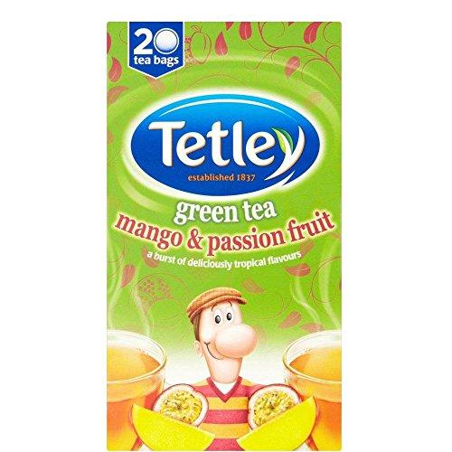 Tetley Grüner Tee Mit Mango Und Passionsfrucht (20)