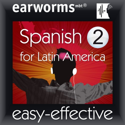 Spanish (Latin American), Volume 2 audiobook cover art