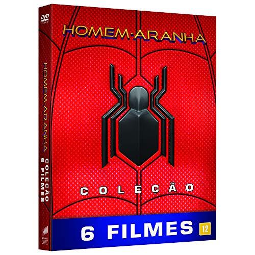 Col. Homem Aranha 6 Filmes