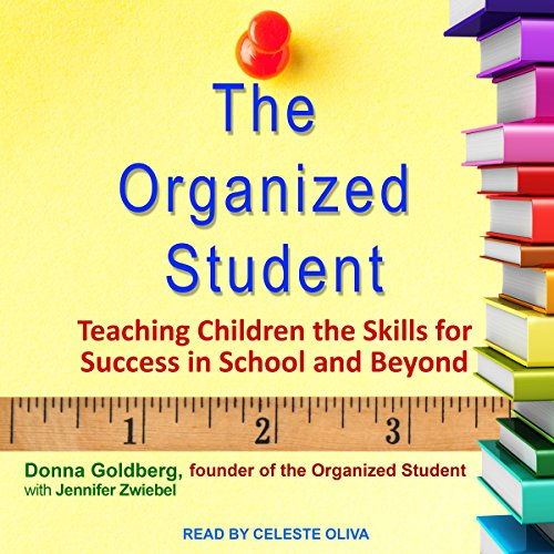 The Organized Student audiobook cover art