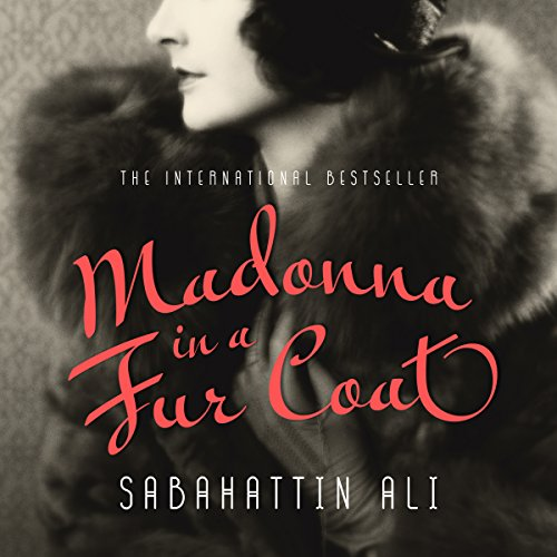 Madonna in a Fur Coat audiobook cover art