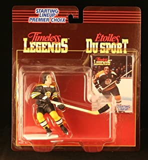 Phil Esposito Boston Bruins 1995 Starting Lineup Timeless Legends Canadian Exclusive