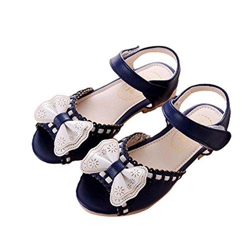 Enfants Sandales Summer Girls Sandales Princesse Chaussures Bow Filles Chaussure
