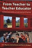 From Teacher to Teacher Educator