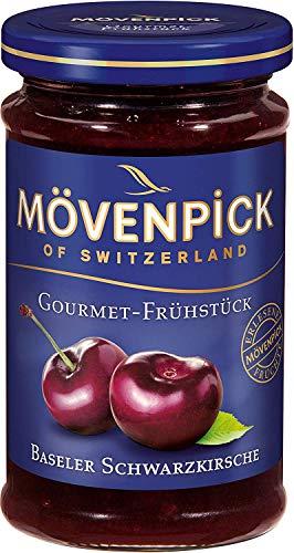 Mövenpick - Gourmet-Frühstück Baseler Schwarzkirsche - 250g