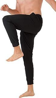 TRUWEAR Peak Lifestyle Black Performance Fabric Men's Jogger Pants