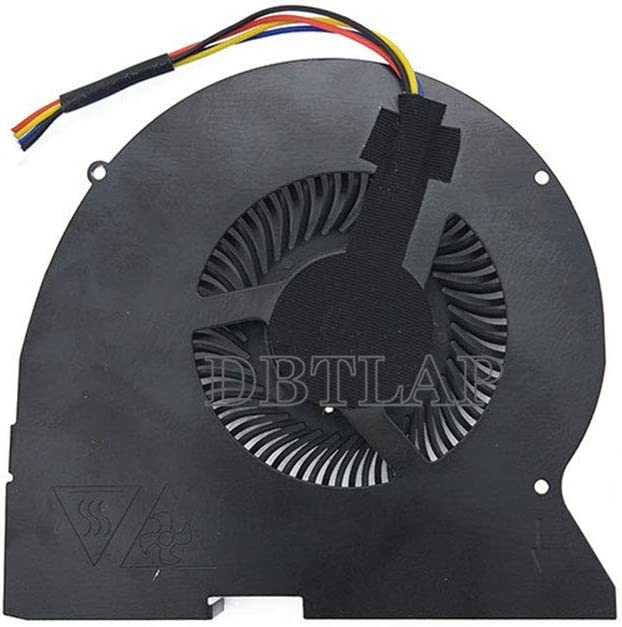 Max 76% free shipping OFF DBTLAP Laptop Fan Compatible for Lenovo Y510P IdeaPad Y510PT-ISE