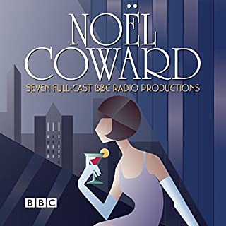 The Noel Coward BBC Radio Drama Collection audiobook cover art