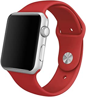 Danter Compatible with Apple Watch Band 38mm / 40mm,Soft Silicone Replacement Bands for iWatch Series 1,2,3,4