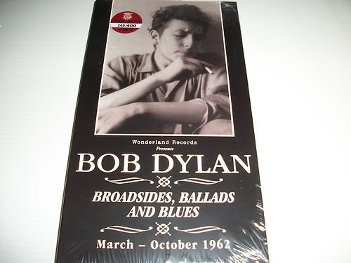 Bob Dylan : Broadsides, Ballads & Blues / March - October 1962 (4 CD Set)