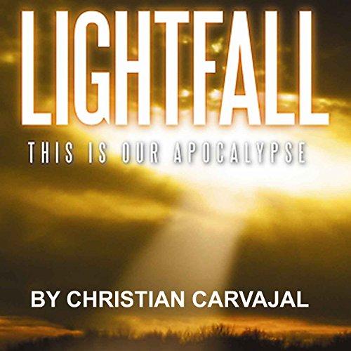 Lightfall audiobook cover art