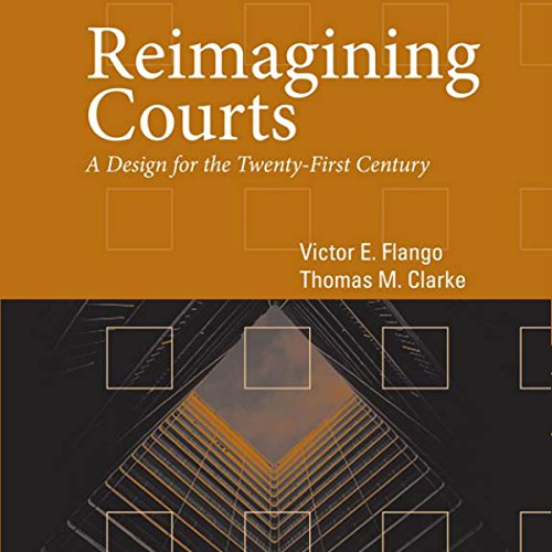 Reimagining Courts audiobook cover art