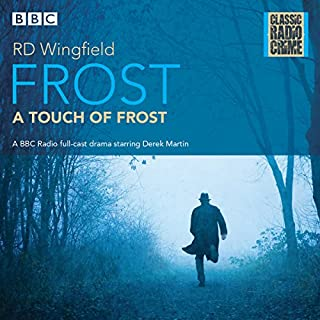 Frost: A Touch of Frost cover art