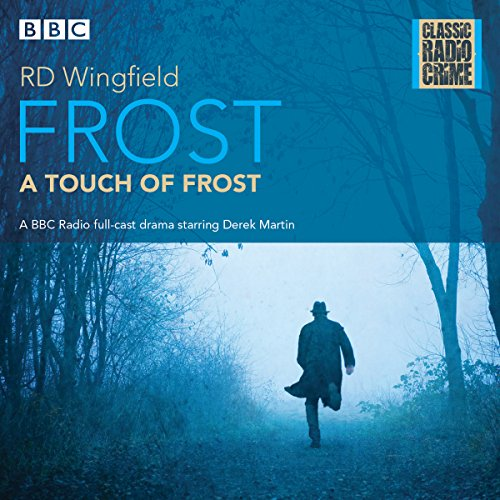 Frost: A Touch of Frost audiobook cover art