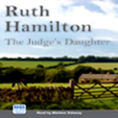 The Judge's Daughter  audiobook cover art