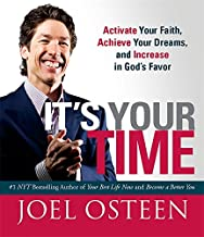 It's Your Time (Miniature Edition): Activate Your Faith, Achieve Your Dreams, and Increase in God s Favor (RP Minis)