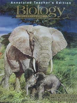 Biology annotated teacher's edition (Biology Annotated Teacher's Edition) 0134362667 Book Cover