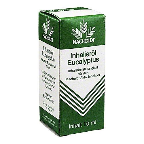Macholdt Inhalier�l Eukalyptus, 10 ml
