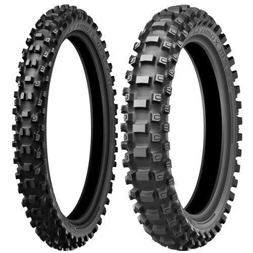 Motodak Pneu Dunlop GEOMAX MX33 F 60/100-10 M/C 33J TT