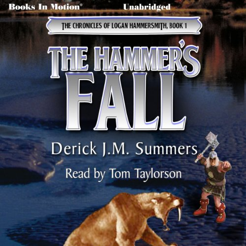 The Hammer's Fall audiobook cover art
