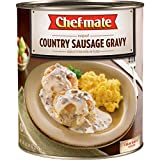 Chef-mate Country Sausage Gravy - 105 oz. (pack of 2)