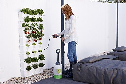 minigarden Vertical Kitchen Garden para 24 Plantas, Jardín Vertical Modular