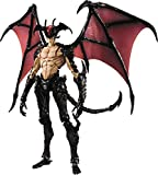 Megahouse デビルマンNirosawa 2016 オリジナル カラースキーム バージョン 変化する アクションヒーロー フィギュア
