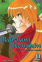 RUROUNI KENSHIN VIZBIG ED GN VOL 08 (OF 9) (C: 1-0-1) (Rurouni Kenshin Vizbig Edition) by Nobuhiro Watsuki (29-Dec-2009) P...