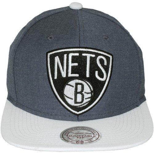 Mitchell & Ness and Manhattan Brooklyn Nets EU050 Snapback Cap Kappe Basecap