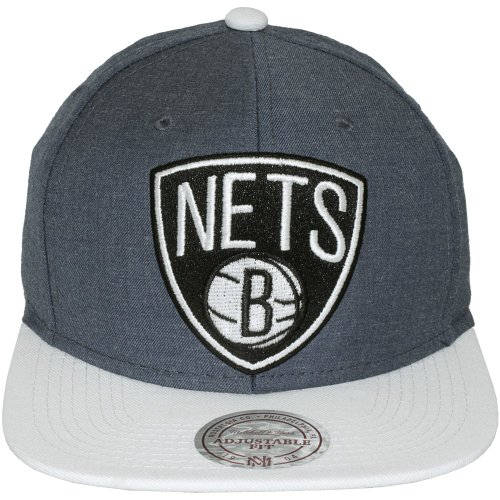 Mitchell & Ness and Manhattan Brooklyn Nets EU050 Snapback Cap Kappe Basecap