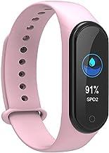Slimme polsband Fitness Tracker Smart horloge Sport Hartslag Bloeddrukmeter Slimme armband voor dames Heren Smart Band