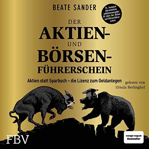 Der Aktien- und Börsenführerschein - Jubiläumsausgabe Titelbild