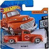 Hot Wheels '49 Ford F1 Rod Squad 5/10 2020 (120/250) Short Card
