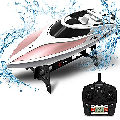 SGOTA RC Boat 2.4GHz Toy Boats High Speed 20MPH+ Remote Control Boat