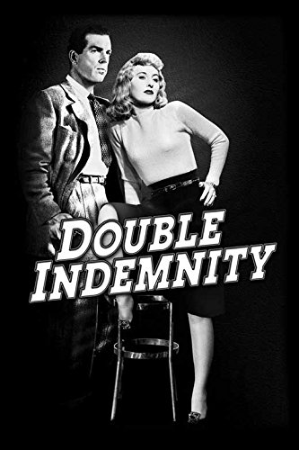 Double Indemnity (E) POSTER (11' x 17')
