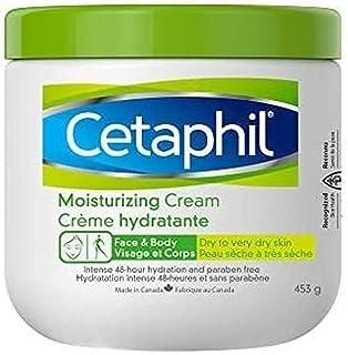 Cetaphil Moisturizing Cream 453g (16 OZ)